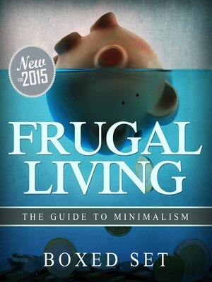 cover image of Frugal Living